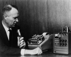 Shoebox اولین برنامه تبدیل صوت به متن توسط IBM