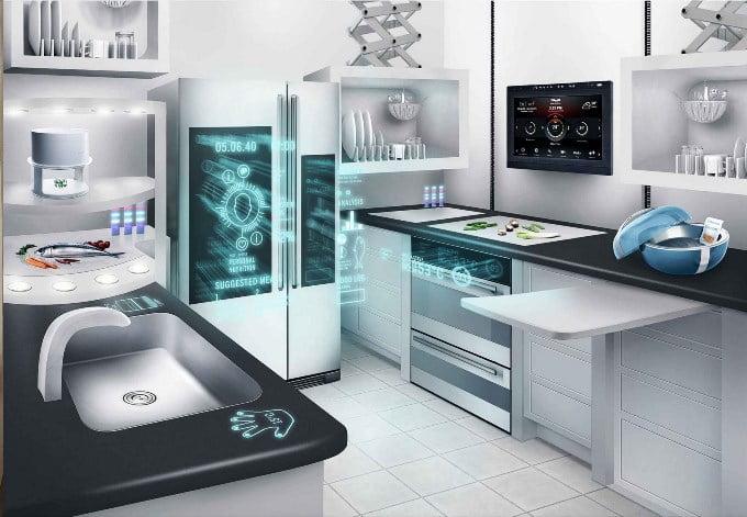 آینده ی خانه ی هوشمند